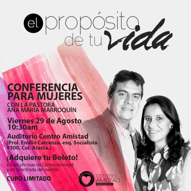 Conferencia para mujeres