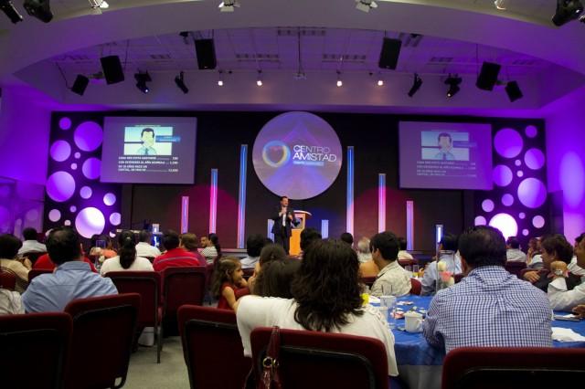 Dr. Eduardo Palacios – Desayuno de empresarios