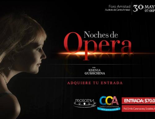 Noche de ópera